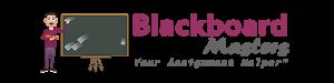 Blackboard Masters